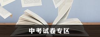 中考试卷专区